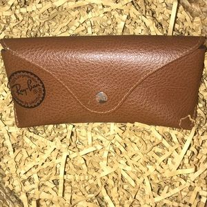 Ray-Ban Sunglasses Case